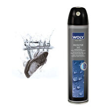 Woly 3x3 Suede/Leather Protector Waterproof Spray 300ml Shoes Boots Bags & More