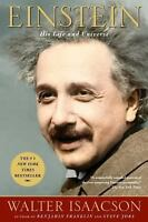 Einstein: His Life and Universe Isaacson, Walter Paperback Used - Like New