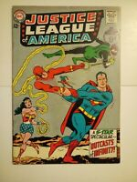 Justice League of America #25 (Feb 1964, DC) Superman Wonder Woman Flash