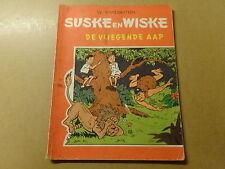 STRIP / SUSKE EN WISKE 65: DE VLIEGENDE AAP | Herdruk 1966