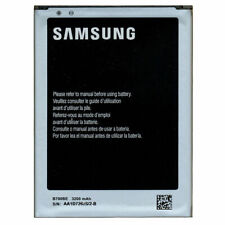 GENUINE SAMSUNG B700BE BATTERY FOR GALAXY MEGA 6.3 GT-I9200 GT-I9205 3200mAh UK