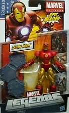 Marvel Legends Hasbro Epic Heroes Iron Man 6'' action figure mint