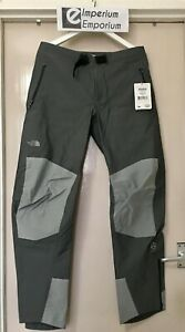 Women's The North Face Summit Series L5 Shell Pants Trousers Grey Size M Regular