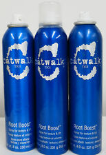 Tigi Catwalk Root Boost Spray for Texture & Lift 8 oz PACK OF 3 ( dented)