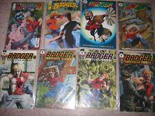 Badger Image '97 Issues 1, 6 Dark Horse 1-2, Shattered Mirror 1-4 8 Books Vf