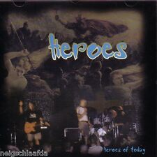 HEROES - HEROES OF TODAY CD oi! punk hardcore maiden