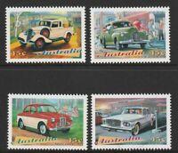 Australia 1997 : Australia's Classic Cars, Stamps - Design Set. MNH