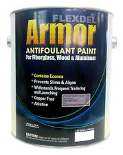 Flexdel Armor Copper-Free Antifouling Bottom Paint Black Gallon Econea
