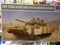KIT MAQUETA BMP-3(UAE) W/ERA TITLES AND COMBINED SCREENS 1:35 TRUMPETER 01532