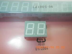 Posten Lot of 400pcs LTD-6810AY 7 Segment-Display yellow Common Anode, Lite-On