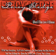When a Man Loves a Woman by Percy Sledge (CD, 2002)