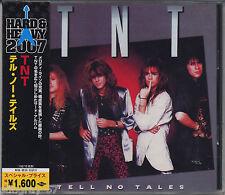 TNT TELL NO TALES JAPAN-CD OBI RARE EDDIE UICY-6890