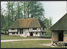 Sussex Postcard - Bayleaf 15th Century Farmhouse From Bough Beech, Kent  LC4105
