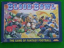 Games Workshop Blood Bowl 3rd Edición, usado En Excelente