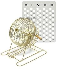 Professional Bingo Cage Set (Ping Pong Style Balls) - item 65-0021a