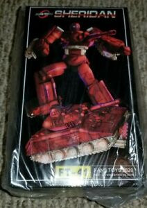 Fans Toys FT-41 SheridanNew Sealed USA Seller In Hand