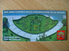 Mint Never Hinged/MNH Booklet Vatican Stamps