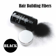 Black Color Dexe Hair Building Fiber Thinning Spots Concealer Hair Loss Solution