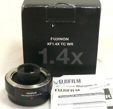 Fujifilm Fuji Fujinon XF 1.4X TC WR Teleconverter, boxed MINT #88615