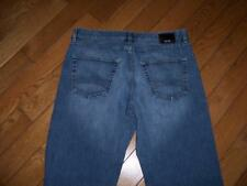 MEN'S BOSS HUGO BOSS TEXAS BLUE DENIM JEANS WAIST 36 LENGTH 33