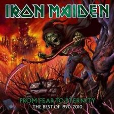 """Iron Maiden - From Fear To Eternity The Best Of 1990-2010 (NEW 3 x 12"""" VINYL LP)"""