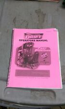 fast and furious drift arcade manual
