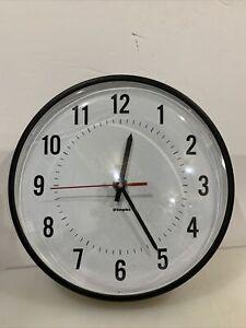 "Simplex school wall clock ~ 13""  , Model : 6310-9231"