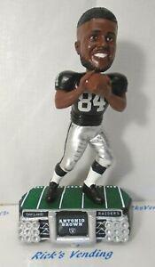 Raiders Antonio Brown 84 Stadium Lights Player Bobble Head Statue FOCO