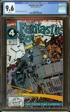 Fantastic Four #354 CGC 9.6 TVA