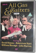 All Gas And Gaiters Derek Nimmo BBC DVD - New Sealed