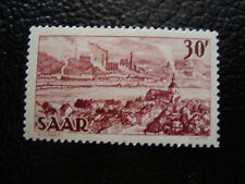 SARRE(allemagne) - timbre - yvert et tellier n° 288 n* (A6) stamp germany (A)