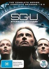 Stargate Universe : Season 1-2 (DVD, 2011, 10-Disc Set)