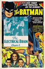 The Batman 1943 movie poster print