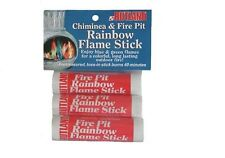 Rutland Chiminea and Fire Pit Flame Stick Fire Colorant 3 Pack