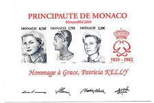 MONACO, rare épreuve de luxe SLANIA MONACOPHIL bloc feuillet n° 90, superbe !