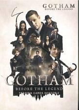 Gotham Season 2 Complete 72 Card Base Set