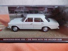 James Bond Modellauto Collection Mercedes Benz 220 - sehr selten -  siehe Fotos
