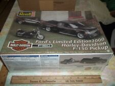 Sealed, Revell,1/25, Ford'S Limited Edition 2000 Harley Davidson F 150 Pick Up