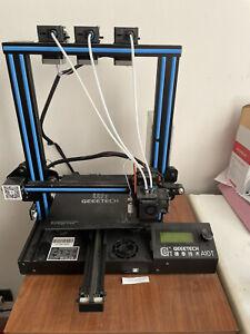 Geeetech A10T FDM Stampante 3D - 3 Colori
