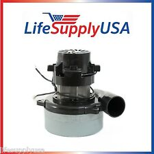 "NEW Central Vacuum Motor Will Fit Most Brands 5.7"" 120 Volt 1300 Watt UL Listed"