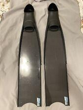 Leaderfins Blades Carbon Freediving Diving Apnea 80cm Neu