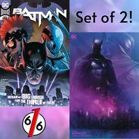 BATMAN #103 Cover A B 1:25 options Jimenez Mattina Wayne Ghost Harley Clown NM