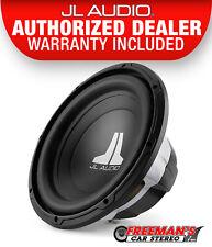 JL Audio 12W0v3-4 12-inch Subwoofer Driver (300 W, 4 Ω)