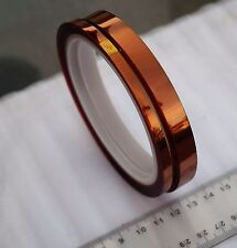 High temperature heat resistant polyimide (Kapton) tape 3mm x 33m (100ft)