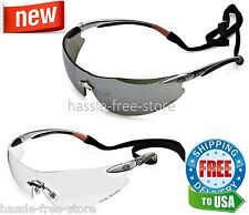 NEW Harley Davidson Eyewear 2 Safety Glasses Riding Set Sport Comfort Style Cool