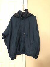 Vintage Patagonia Rain Jacket Teal Purple Size XL