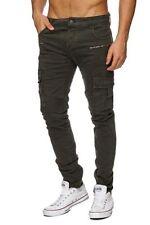 Cargo Herren-Jeans in normaler Größe