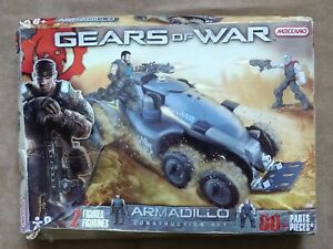 Gears Of War | Meccano | Armadillo Construction Set 5450 | 80+ Pieces