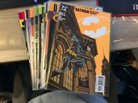 Batman Detective Comics lot 742-763 2000-2001 FREE SHIPPING