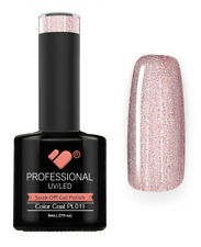 PL011 VB Line Platinum Light Rose Gold Metallic - gel nail polish - super gel